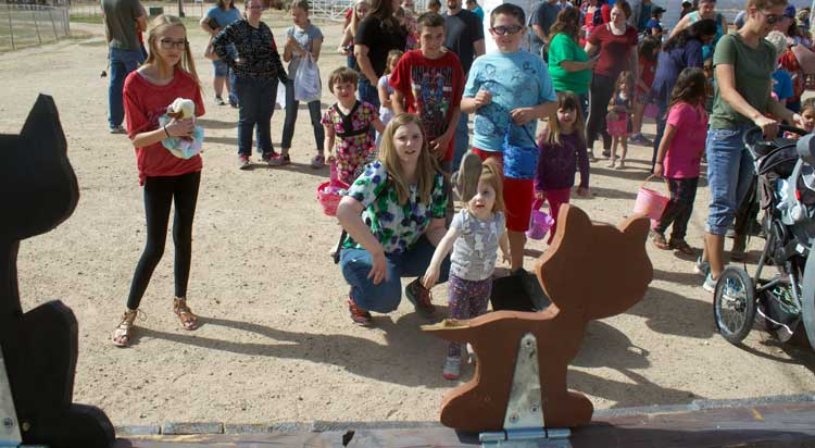 Inaugural Pima Easter Extravaganza A Hit The Gila Herald