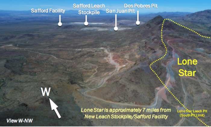 Freeport Mcmoran S Safford Mine Receives Bomb Threat The