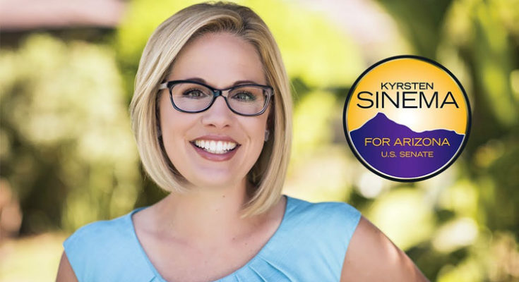 Kyrsten Sinema Declared Winner in Arizona Senate Race – The New York Times