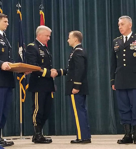 Hero soldier from Pima receives Distinguished Service Cross
