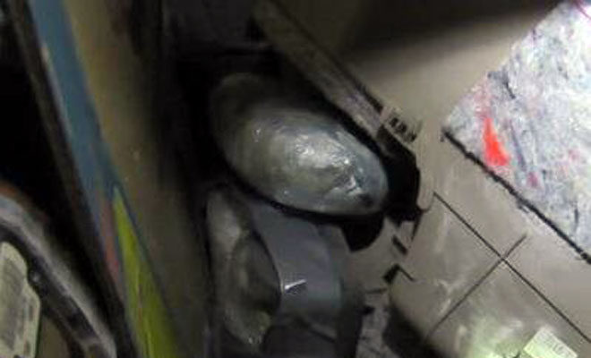 Border Patrol officers seized $1 2 million worth of drugs at